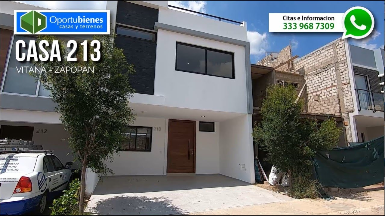 casa 213 vitana residencial - zapopan