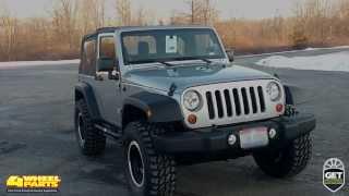 Jeep JK Wrangler Sport Parts Columbiana, OH 4 Wheel Parts