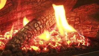 Westport Steel Freestanding Gas Stove Burn Example