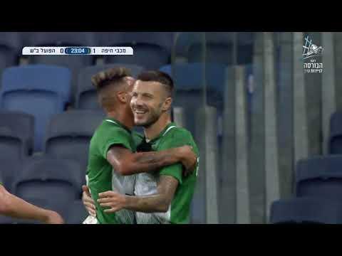 Maccabi Haifa Hapoel Beer Sheva Goals And Highlights