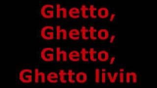AKON - GHETTO LYRICS