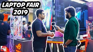 ASUS is giving replacement warranty | Laptop Fair 2019 | PCB BD