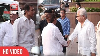 Ramesh sippy and abbas–mustan  at aishwariya rai father krishnaraj rai prayer meet
