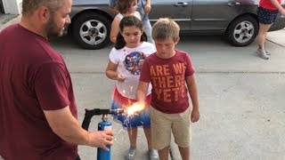 The FASTEST Way to Light SPARKLER 🎇
