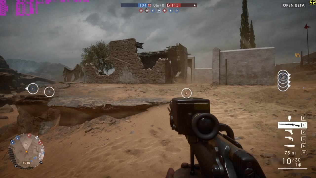 GTX 680 4gb Battlefield 1 Ultra