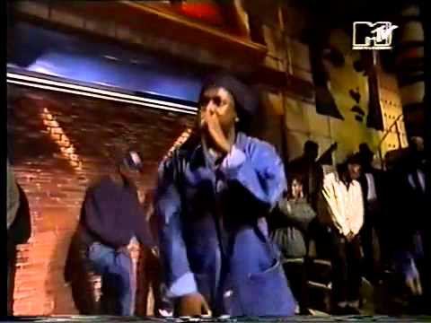 A Tribe Called Quest   live at MTv Raps (Check the Rhyme).wmv