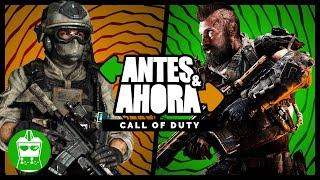 Antes y Ahora Call Of Duty   AtomiK.O. #127