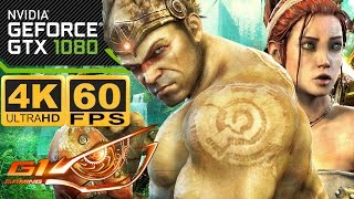 ENSLAVED  Odyssey to the West 4K 60FPS GTX 1080 G1 Gaming