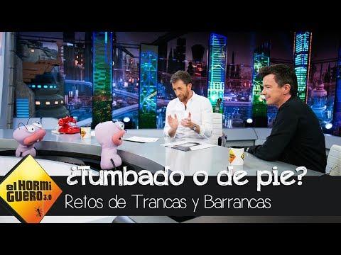 Rick Astley sorprende a Trancas y Barrancas con su actuación - El Hormiguero 3.0