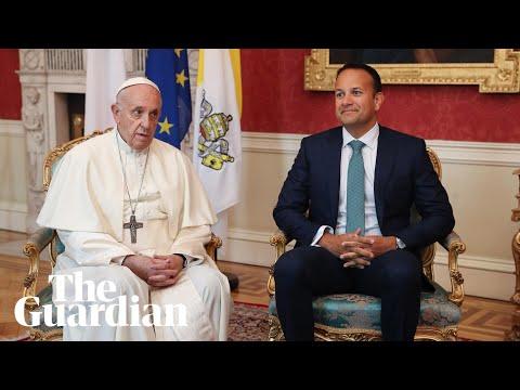 Pope: Catholic church is shamed by 'repugnant' Irish child abuse