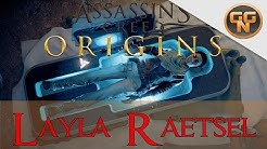 Assassins Creed Origins Guide Layla Rätsel gelöst - Layla Riddle Solved