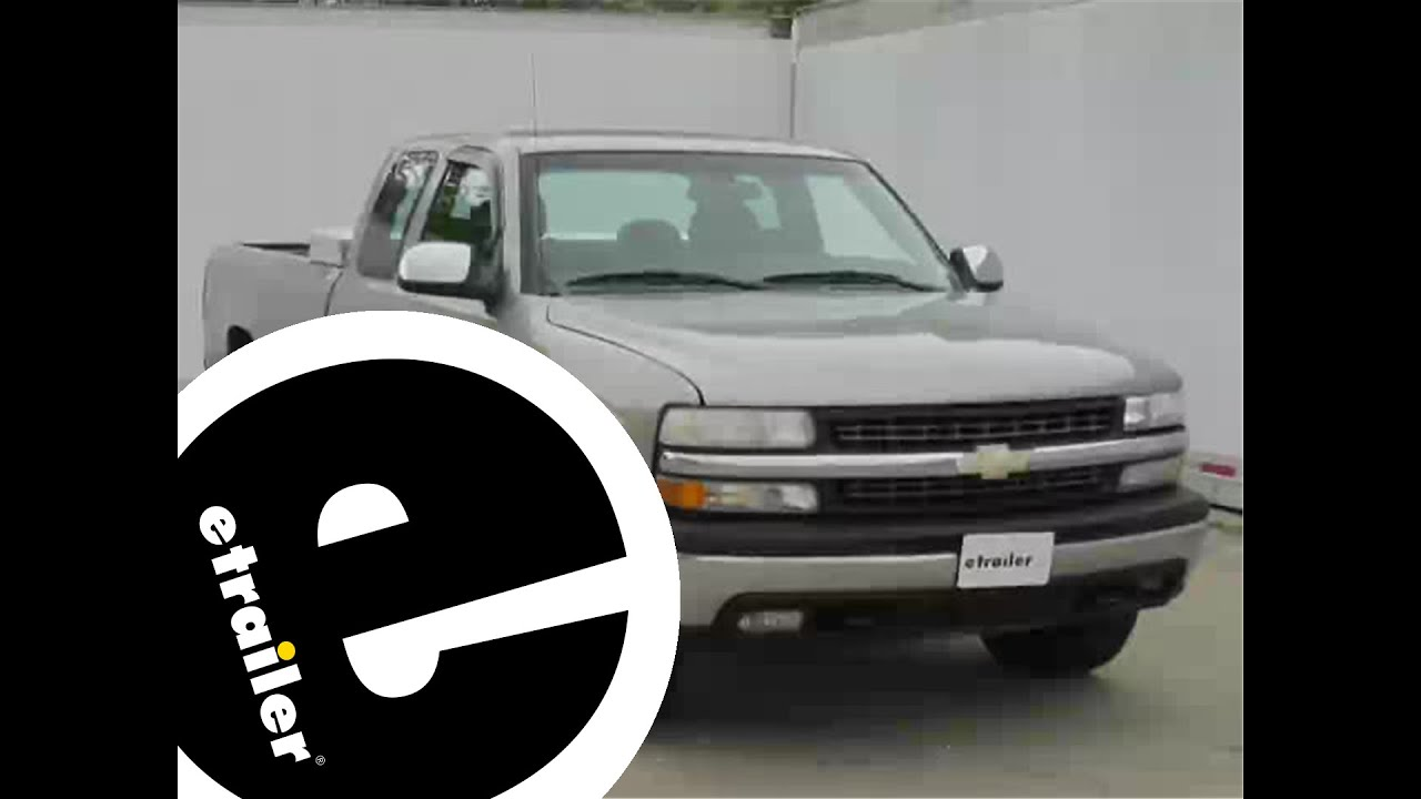 Installation of a Trailer Brake Controller on a 2002 Chevrolet Silverado  etrailer  YouTube