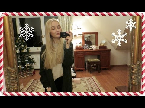 Vlogmas 15'. Day 14: Getting My Hair Cut. Opening Your Post. Packing