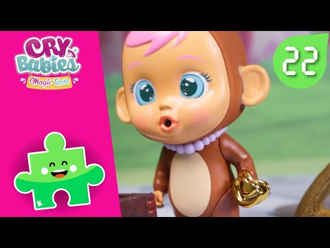 COMPILATION 🐵 TOY PLAY 🧩 22 MIN ⏰ CRY BABIES 💧 MAGIC TEARS 💕