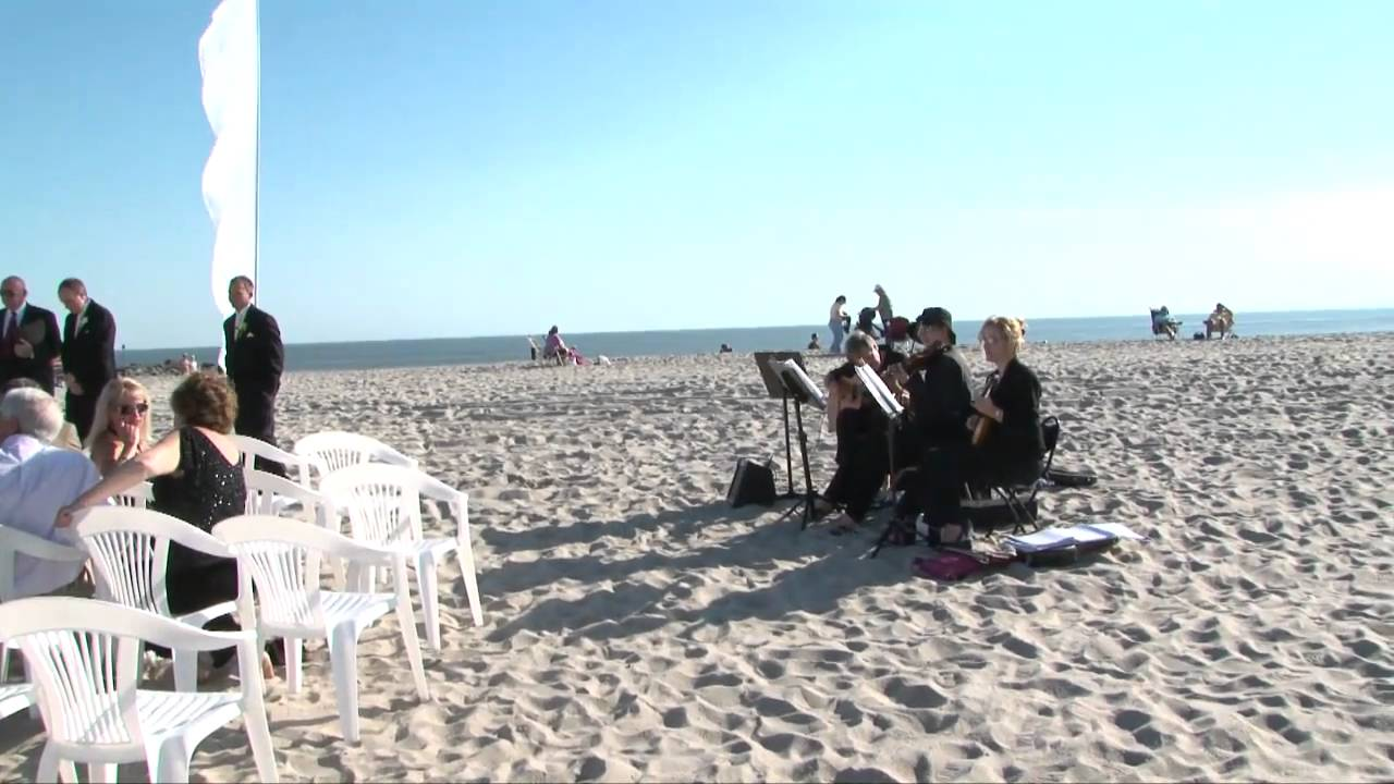Cape May Beach Weddings The Best Beaches In World