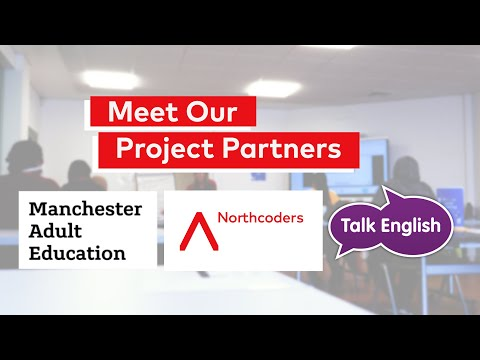 Northcoders and TalkEnglish