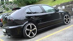 seat leon 1m tuning cars