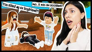 I PRANKED MY BEST FRIENDS EX-BOYFRIEND & NOW HE'S DEAD! - Roblox Roleplay