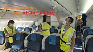 Corona Virus and Airline Flying
