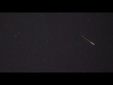 Lyriden 2018 - Lyrid Meteor Shower