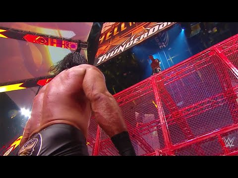 2021 WWE Hell in a Cell results: Live updates, recap, grades ...