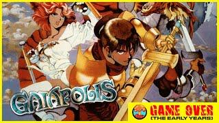 Story Breakdown: Gaiapolis (Arcade & NES) - Defunct Games