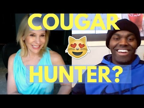 Cougar women website