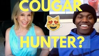 Former Cougar Hunter Shares His Tips On Getting Older Women. How To Date Older Women - Von Nola