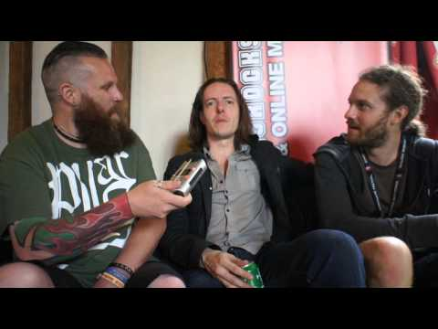 Tesseract Interview Sonisphere Festival 2014