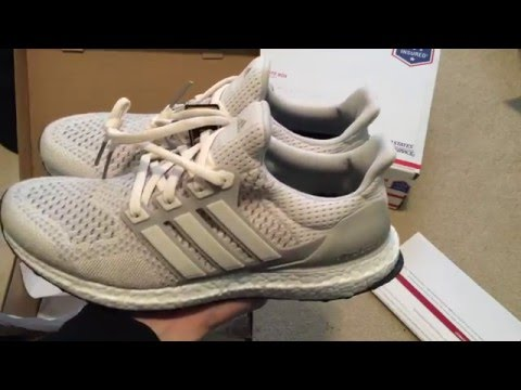 Adidas Ultra Boost Cream/Chalk