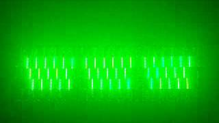 My new Chavet LED techno strobe RGB lights
