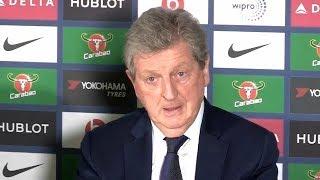 Roy Hodgson post match press conference   Chelsea 2-1 Crystal Palace   Premier League Review