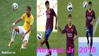 Neymar Jr -2018 ● Amazing Dribbling Skill-Tricks & Goals !! See details !!