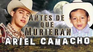 ARIEL CAMACHO - Antes De Que Murieran