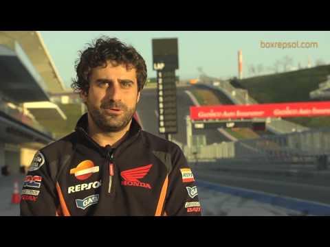 Entrevista a Santi Hernández, Ingeniero de Carrera de Marc Márquez