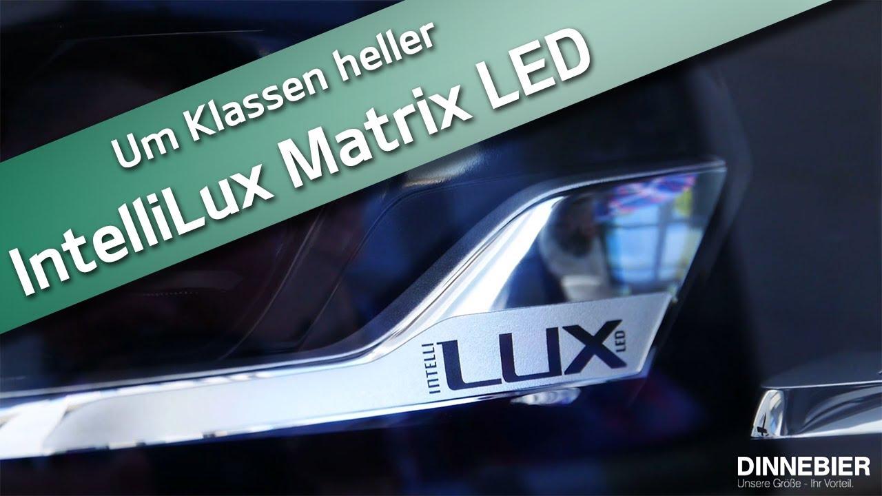 um klassen heller das intellilux led matrix licht im neuen opel insignia youtube. Black Bedroom Furniture Sets. Home Design Ideas