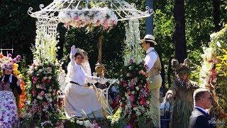 Парад цветов на Невском проспекте (2019)