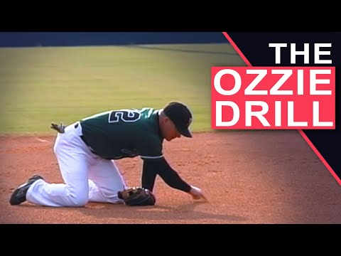 Pro Infield Drill #4 - The Ozzie Drill - Winning Baseball