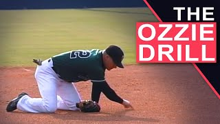 Pro Infield Drill #4 - The Ozzie Drill - By Winning Baseball