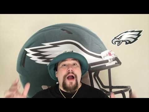 Eagles Trade Was A GREAT Move... Final Thoughts On First Preseason Game!!!
