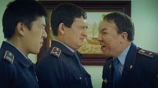 Сериал ПАТРУЛЬ  Трейлер .Самый ожидаемый сериал в Казахстане.