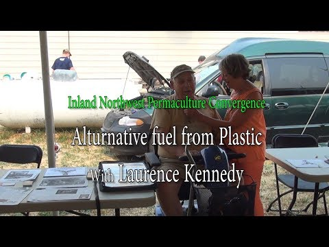 Alternative Fuel Using Plastic