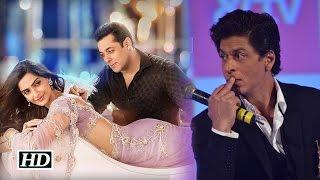 Prem Ratan Dhan Payo Trailer | Shah Rukh REACTS