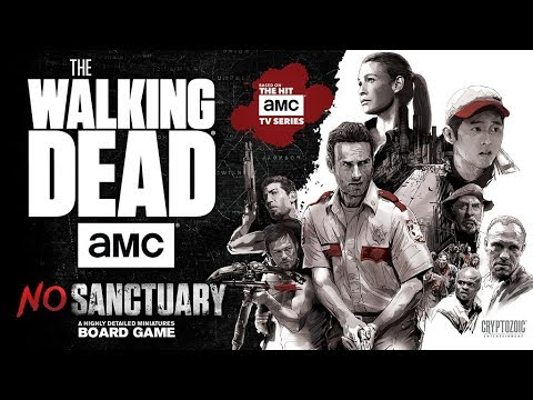 First Play: The Walking Dead - No Sanctuary