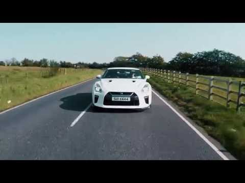 The Model Year 17 Nissan GT-R