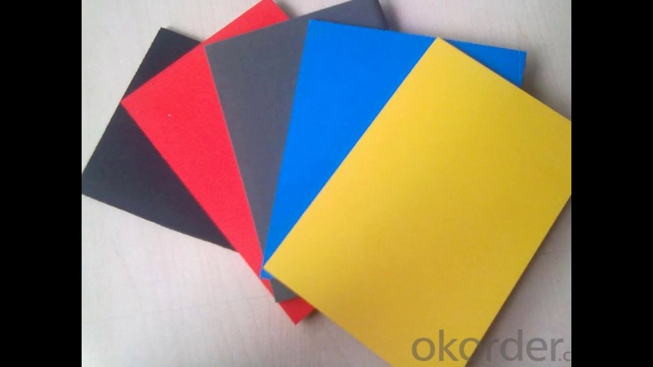 PVC foam board / PVC sheets/Plastic Sheets supplier from China online  website OKorder com
