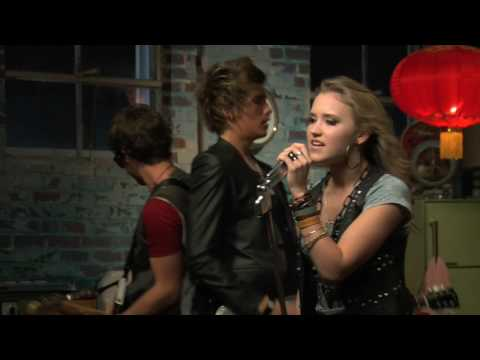 "Emily Osment - ""All The Way Up"" (Behind-The-Scenes"