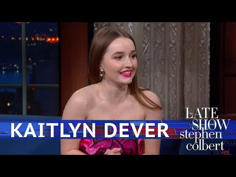 'Booksmart' Star Kaitlyn Dever's Dad Was the Voice of Barney!
