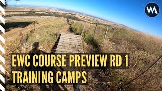 2020 EWC // RD 1 // TRAINING CAMPS // COURSE PREVIEW