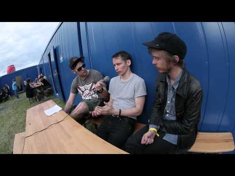 Disco Ensemble Interview From Ruisrock 2012